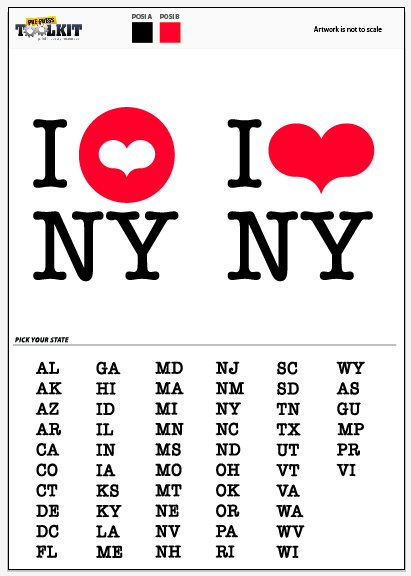 I heart NY clipart free download- screen print t-shirt art