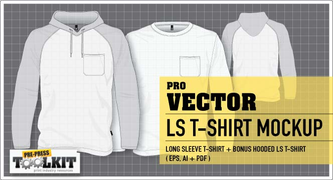 best vector long sleeve tshirt mockup template