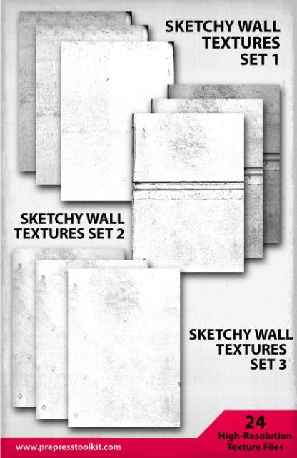 Textures T-shirt Design Wall Texture Sketchy