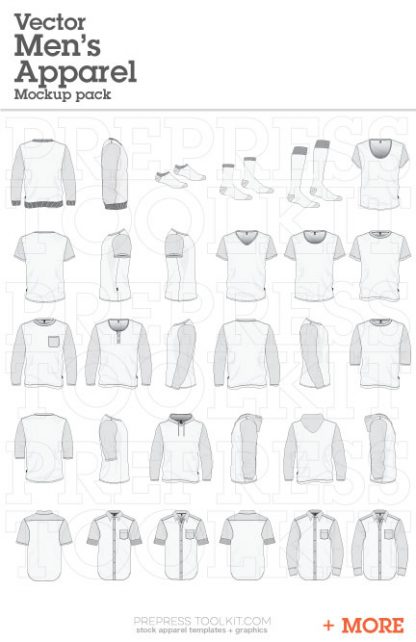 mens vector apparel mockup templates zip hood 002