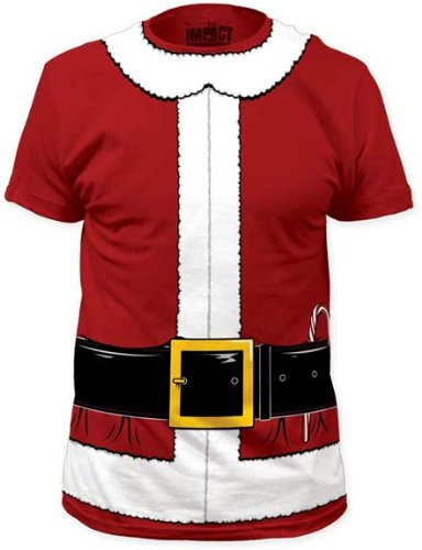 Santa Costume t-shirt design