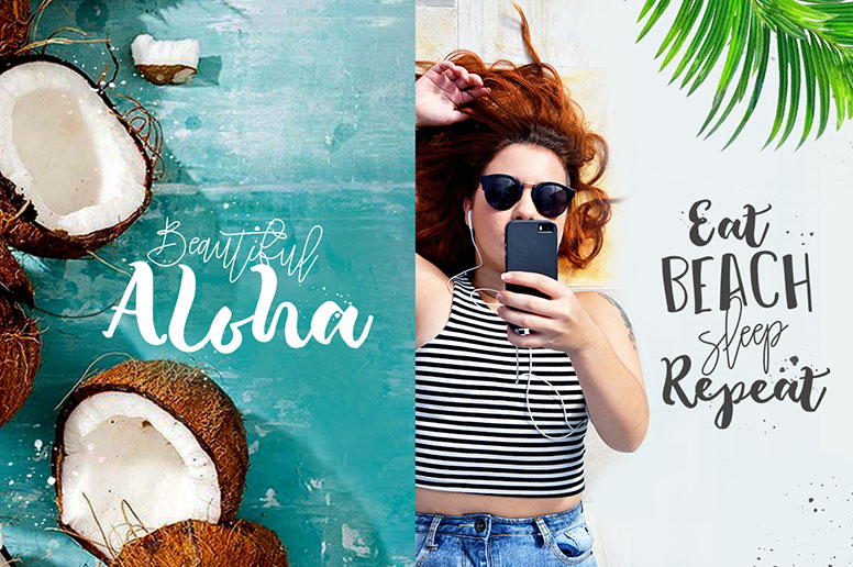08_01 The tropical font summer download 2017