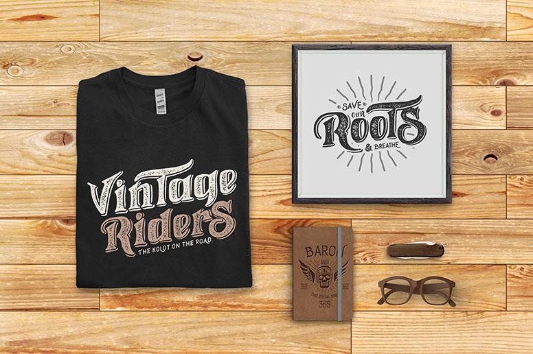 Weinston font download t-shirt logo design