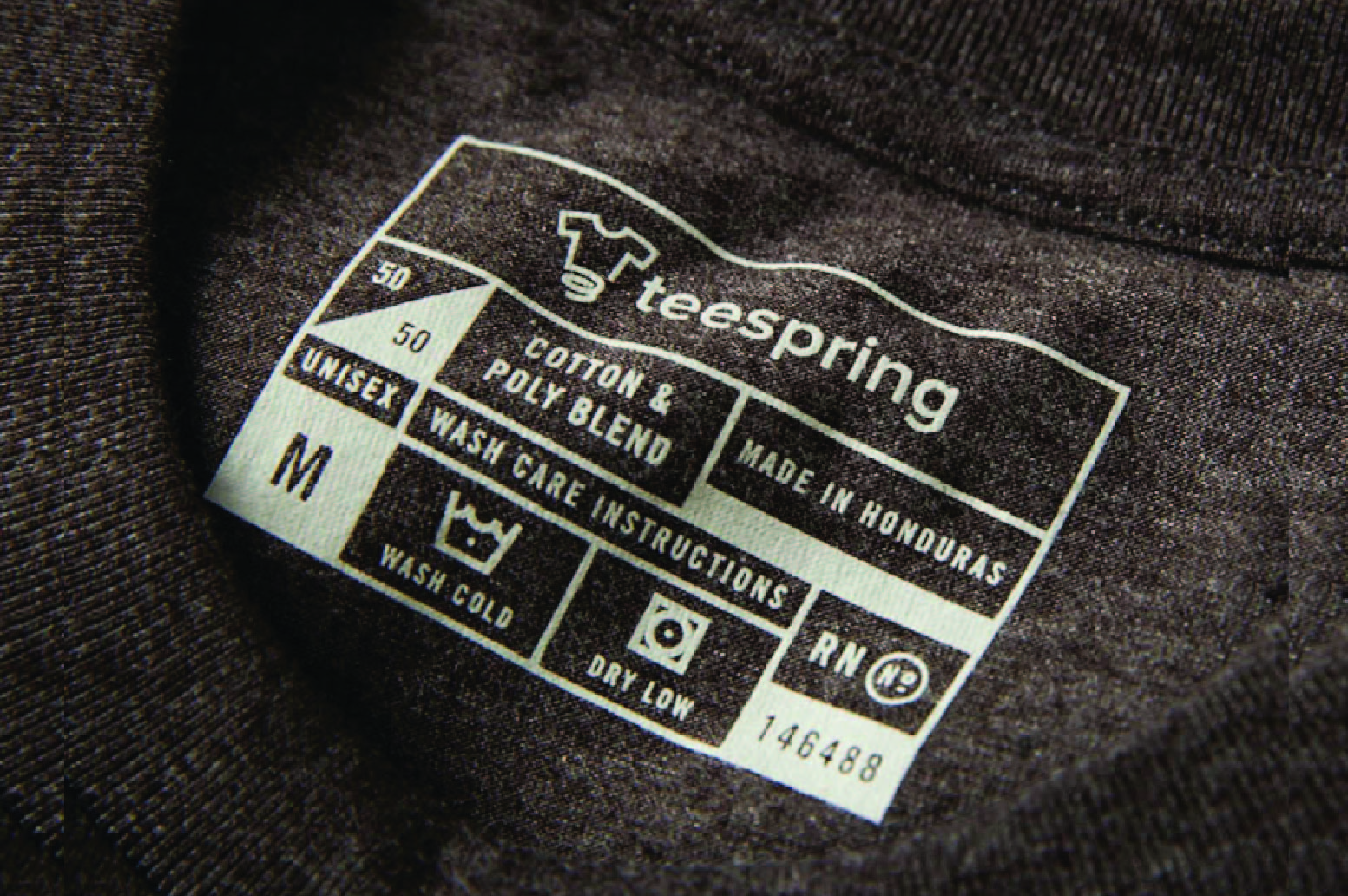 15 teespring internal tag care instructions
